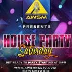 DC's House Party Saturdays